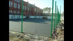 Polymeric MUGA Sports Court Construction Manchester