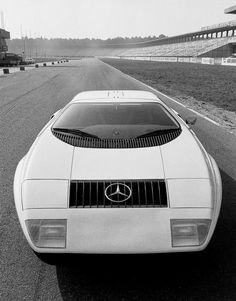 Mid-Century Modern Freak | 1969 Mercedes Benz C 111 | Hockenheimer Race...