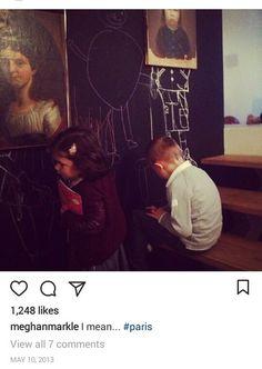 The Tig Meghan Markle, Meghan Markle Instagram, Prince Harry And Megan, Textile Art, Couple Photos, Charlotte Casiraghi, Royals, Inspiration, Archive