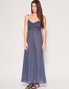 Enlarge Warehouse Maxi Beach Dress