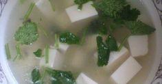 中国人が作る香菜豆腐スープ by ベル★ [クックパッド] 簡単おいしいみんなのレシピが253万品