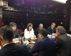La Comisión Mixta acuerda elaborar un Plan de Actuación que marque la hoja de ruta para la demolición de El Algarrobico (Almería) con todas las garantías jurídicas necesarias