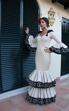 6642e33c0b Las 25 mejores imágenes de trajes de flamencas en 2019