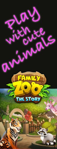 The Animals needs a place to sleep tonight. Build a Zoo! Download NOW