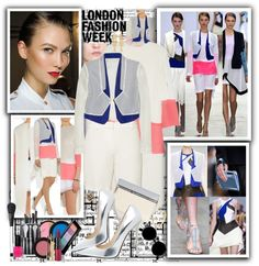 """Um Desfile Fashion Todo Mundo Gosta!"" by vaniasb152 ❤ liked on Polyvore"