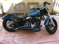 2014 Harley Davidson Softail Slim #harleydavidsonsoftailslim