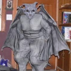 gargoyle halloween costume