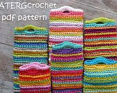 Crochet pattern moblile case/cozy by ATERGcrochet for iPhone and Nokia 311