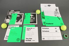 A reconsideration of the Wimbledon Championships. Applying old International Swiss Style design objectives towards a contemporary global context, through the process of global collaboration.
