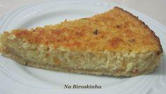Torta de Cebola - Na Biroskinha