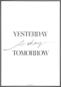 Petite Charlie - YESTERDAY TODAY TOMORROW poster