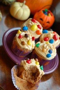 candy cupcake gluten free