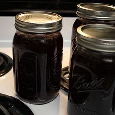 Homemade Blueberry Pie Moonshine