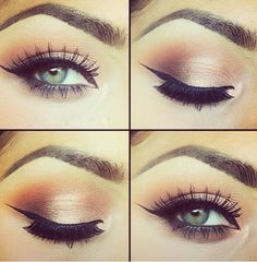 Simple make up LOVE