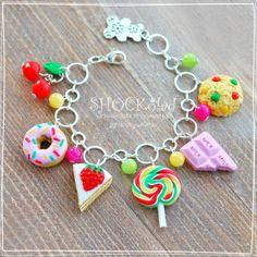 bracelet sweets clay