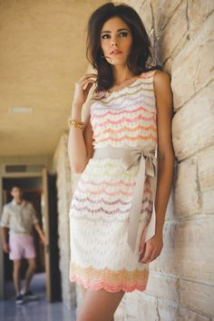 Spring!!!!  Perfect shower dress....