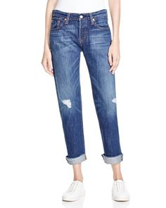 Levi's 501 Ct Jeans for Women in Dark West