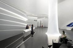 futuristic architecture, Galaxy SOHO, Beijing, Chinese architecture, zaha hadid, Futuristic Beijing