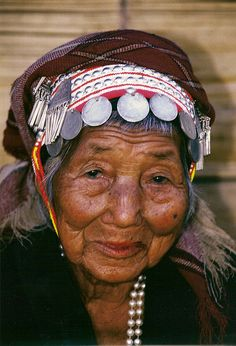 Thailand People   old thai woman (gipsy people)   Flickr - Photo Sharing!