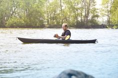 Forget a big rod and reel, this is how you kayak fish! #FlipReel #fishing #kayakfishing http://www.squiddiesflipreel.com/