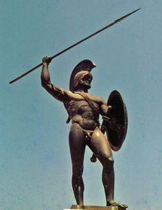 the classical age begins Leonidas