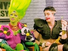Party monster movie - the club kids