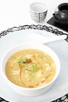 Thermomix Chicken Sweetcorn Soup