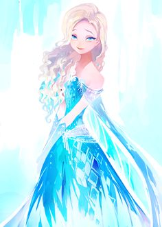 Elsa.  Source: https://twitter.com/Halloween_aporo/status/473587154732326912/photo/1