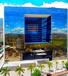 Parque Cristal, Caracas, Venezuela