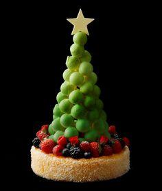 パレスホテル東京から2016年「クリスマスケーキ」が限定販売決定! – appéti