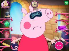 Peppa Pig Makeover,k7x.com,jogos online grátis