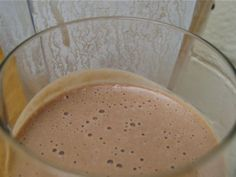 Raw Vegan Chocolate Macadamia Smoothie - Recipe Detail - BakeSpace.com