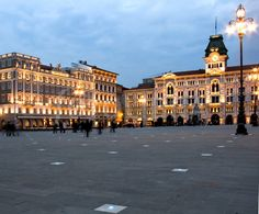 Trieste, Italy  I was there, beautiful city!!