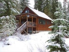 Government Camp house rental (ski in/out only in winter)