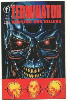 TERMINATOR: HUNTERS & KILLERS Complete 3-part Modern Age series from Dark Horse! http://r.ebay.com/Z4wAzd