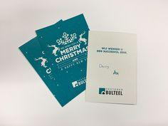 Christmas cards - Vastgoed Bulteel