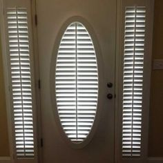 How To Get Oval Shaped Curtains For A Front Door Front