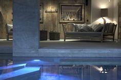 Chalet Keystone by Ikone Pool, beach, spa, wellness, chilling...