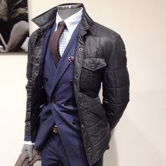 downeastandout:    Cucinelli at Pitti  (NickSullivan)