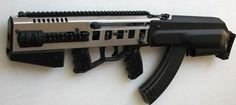 AK Bullpup conversion from Center Balanced Rifle Systems - www.cbrps.com
