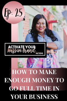 Ep In this episode, I'm going to walk you through 4 action steps to up-leveling your money mindset and calling in next level clients. This is one of the most important steps to scaling your high ticket coaching practice, so make sure to take notes! Brand Expert, Seo Optimization, Today Episode, Creating A Brand, Sales And Marketing, Personal Branding, Online Business, How To Become, How To Apply
