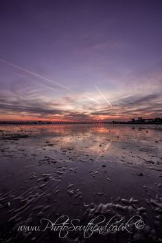#southend on sea sunset essex Photo taken with Canon EOS 7D Mark II EF-S10-22mm f/3.5-4.5 USM - Random - YouPic