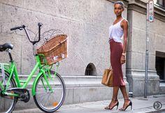 57-and-5: theurbanspotter: Jasmine Tookes o melhor das ruas