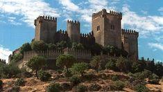 "medievalart: "" jusresa: ""CASTILLO DE ALMODÓVAR DEL RÍO "" Info on castle (+ a couple of photos) """