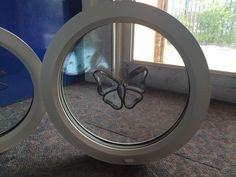 uPVC PVC plastic round window circular double glazed replacement in Home, Furniture & DIY, DIY Materials, Windows & Window Accessories   eBay