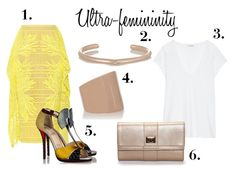 Style Guide: How To Create 5 Different Looks With Your Favorite White T-Shirt #OnTheBlog #MelBoteri