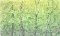 Fractured 1 by LuckyMintStudio on Etsy
