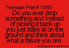 Yes. Almost every time.