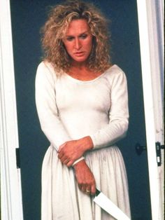 Glenn Close as Alex Forrest in Fatal Attraction Liza Minnelli, Ava Gardner, Gwyneth Paltrow, Elizabeth Taylor, Glenn Close Fatal Attraction, Great Movies, New Movies, 80s Costume, Costumes