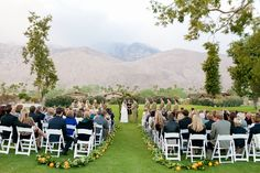 Jamie + Mike: A Smoke Tree Ranch Wedding in Palm Springs » Kimberly Chan Photography Blog